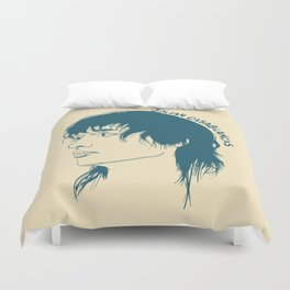 JULIAN CASABLANCAS Duvet Cover