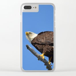 On The Hunt! Clear iPhone Case