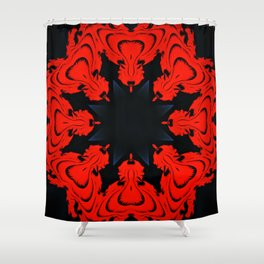 Kaleid 2468 Shower Curtain