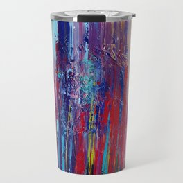 All That We Love by Nadia J Art Travel Mug