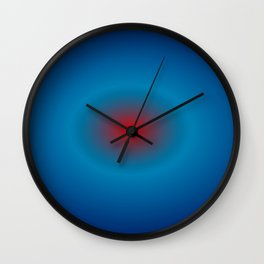 oval expansion Wall Clock