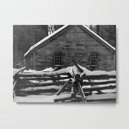 """""""Old Sturbridge Village"""" Metal Print"""