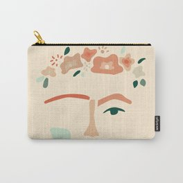 inspired by frida Carry-All Pouch