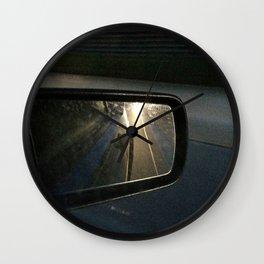 Followed by the sun 02 Wall Clock