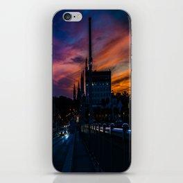 Atomic Augustine iPhone Skin