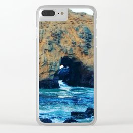 Pfeiffer Clear iPhone Case