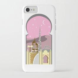 Pink Dubai iPhone Case