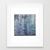 scales Framed Art Prints featuring Scales by Concrete Muse