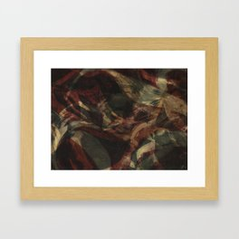 October 2.0 Framed Art Print