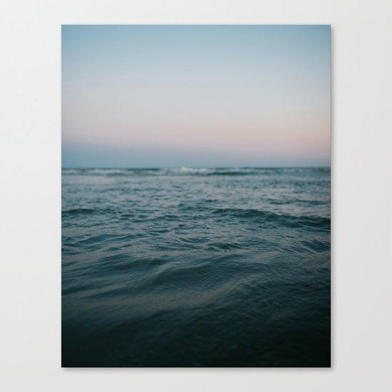 Ocean Traveler Canvas Print