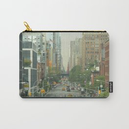 New York City - Down The Avenue Carry-All Pouch
