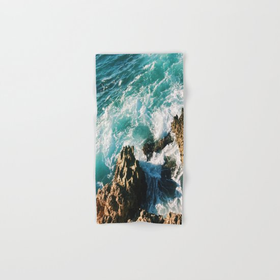 Open Water  Hand & Bath Towel