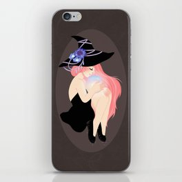 Little Witch 2 iPhone Skin