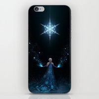 frozen iPhone & iPod Skins featuring Frozen by Westling