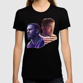 J. Cole & Kendrick Lamar  T-shirt