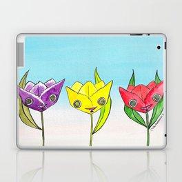 """""""Oro?"""" Tulips Laptop & iPad Skin"""