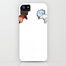 Tower of god chibi bam and Khun iPhone Case