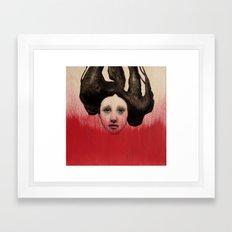 #44 Hang Framed Art Print