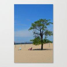 Perfect Post Card I Canvas Print