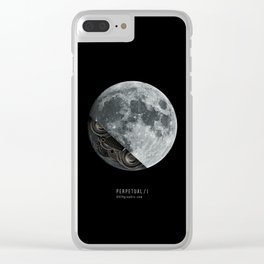 PERPETUAL No.1 Clear iPhone Case