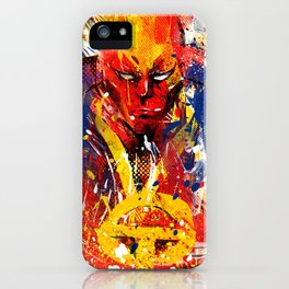 Red T iPhone Case