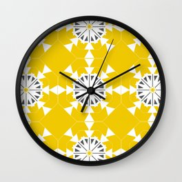 Moroccan Mix No.3 Wall Clock