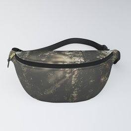 Sunset in the Woods - Nature Photography Fanny Pack