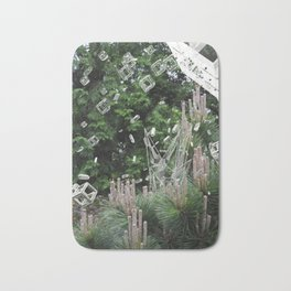 accepting life as it is: the forest Bath Mat
