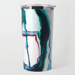 A State of Apprehension and Tension Travel Mug