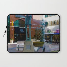 Fractured Laptop Sleeve