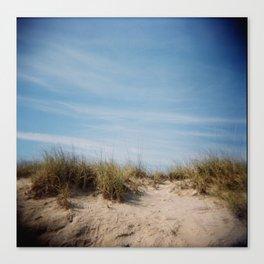Beach 01, Holga Canvas Print