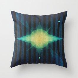Elliptical Galaxy - Centaurus A Throw Pillow