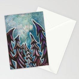 'Not Gott Peak' by Vanessa Stark Stationery Cards