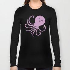Octopus Selfie Long Sleeve T-shirt