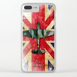 Gloster Meteor Mk1 Clear iPhone Case