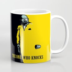 Breaking Bad Knocking Mug
