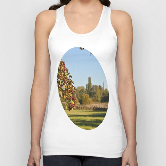 The distant Mill Unisex Tank Top
