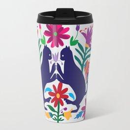 Otomi Cats Travel Mug