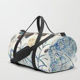 nature【Japanese painting】 Duffle Bag