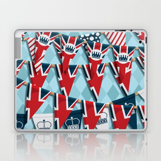 A Royal Occasion Laptop & iPad Skin