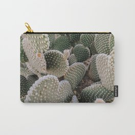 CACTUS III / Joshua Tree, California Carry-All Pouch