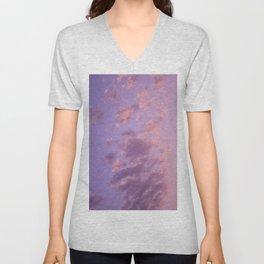 pastel sky Unisex V-Neck