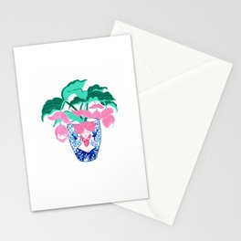 A Pioneer (medinilla magnifica) Stationery Cards