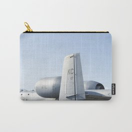 A10 A-10 Thunderbolt Warthog Military Aircraft/Airplane Detail USAF Carry-All Pouch