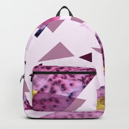 Bloom Abstract Geometry Backpack