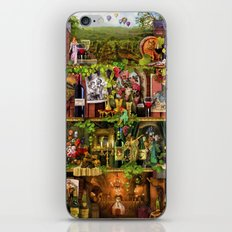 The Poetry of Wine iPhone Skin