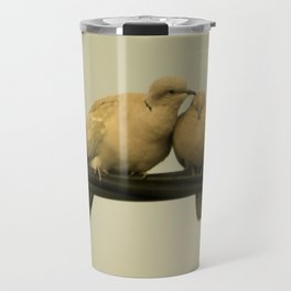 loving doves Travel Mug
