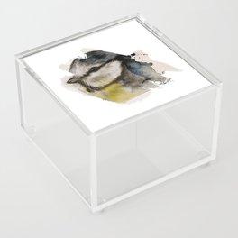 Bird Acrylic Box