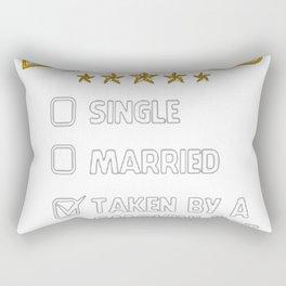 TAKEN BY HOT TALENT SCOUT T-SHIRTS Rectangular Pillow