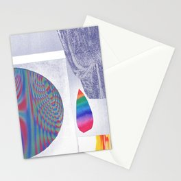 Teardrop Stationery Cards